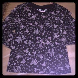 NWOT Girls Children's Place shirt